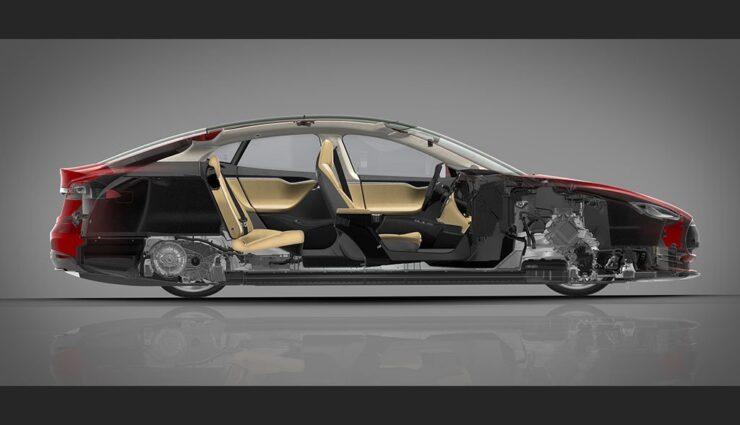 Tesla veröffentlicht detaillierte Teilekataloge für Model S, 3, X und Roadster