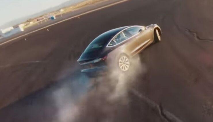 "Tesla Model 3 ""Track Mode"": So funktioniert der neue Sportmodus"