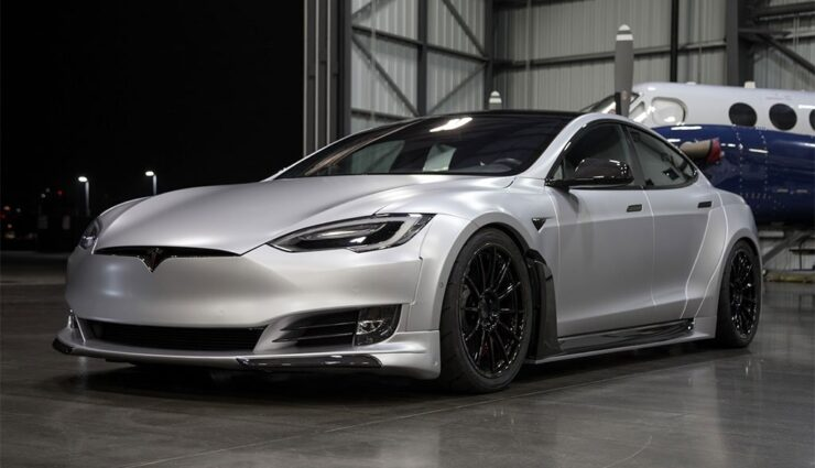 unplugged performance tunt tesla model s bilder. Black Bedroom Furniture Sets. Home Design Ideas