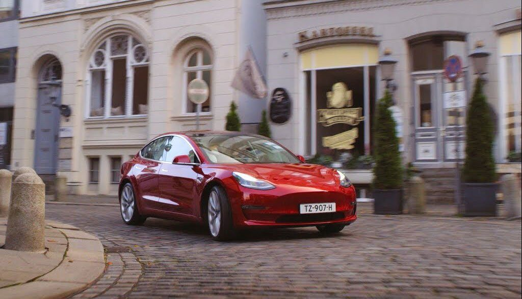 Tesla-Model-3-Probefahrt