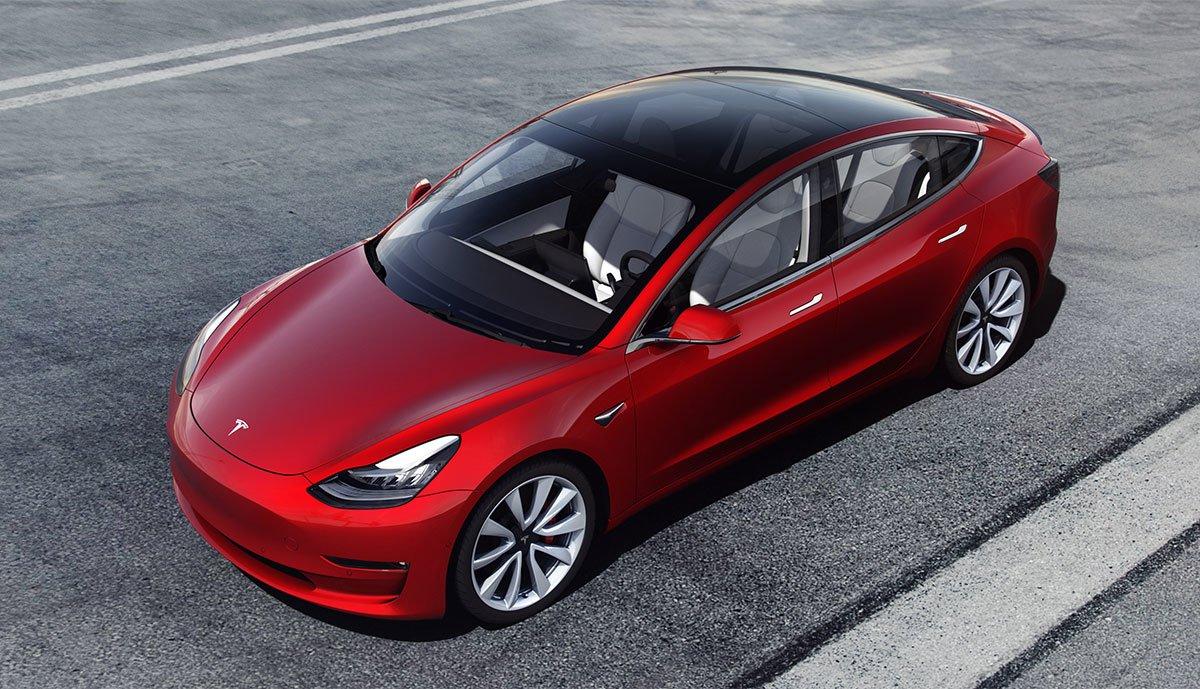 Tesla-Model-3-Wiederverkaufswert