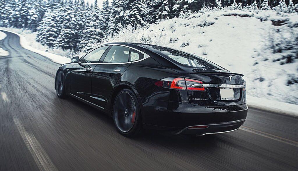 Tesla-Norwegen