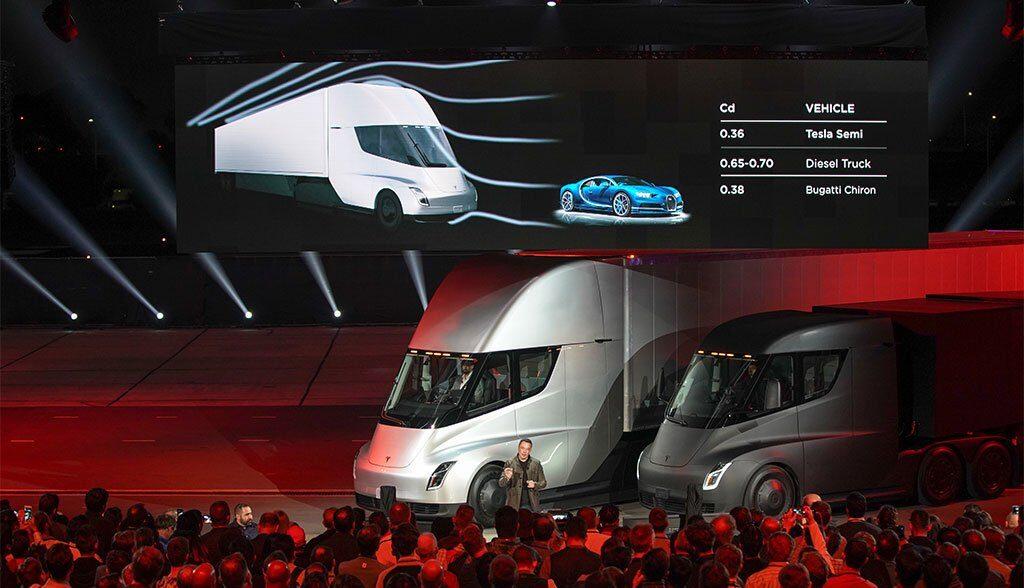 Tesla-Semi-Daimler