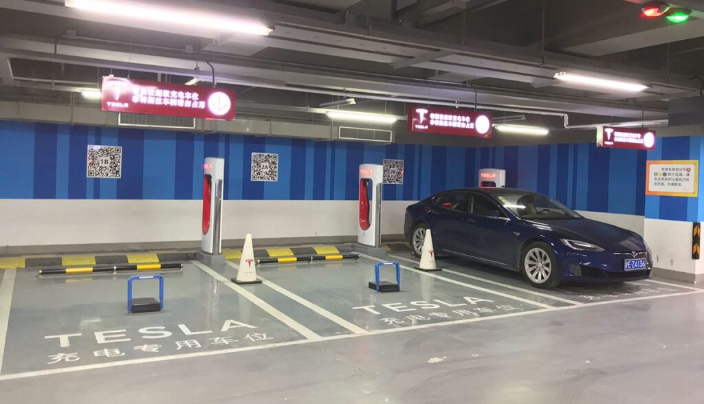 Tesla-Supercharger-Sperre-China