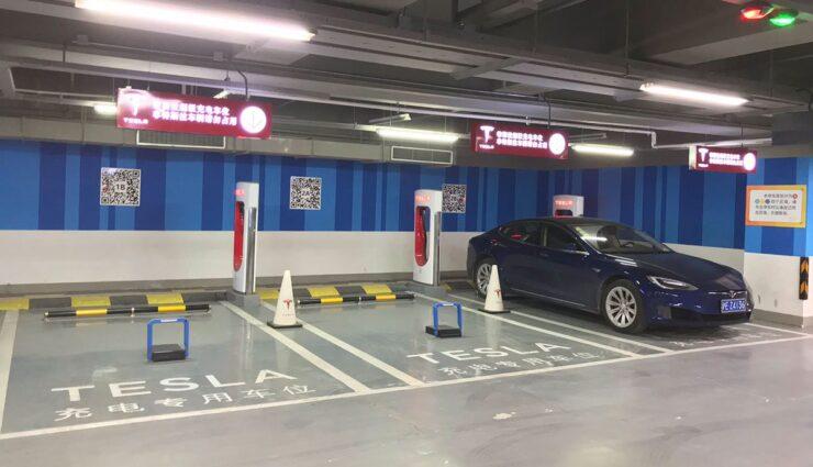Tesla-Supercharger-Sperre-China