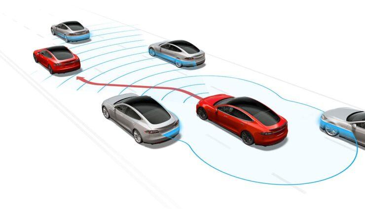 Tesla-Autonomes-Fahren