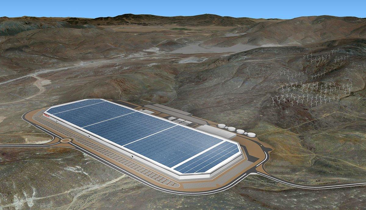 Tesla-Gigafactory-1-Panasonic