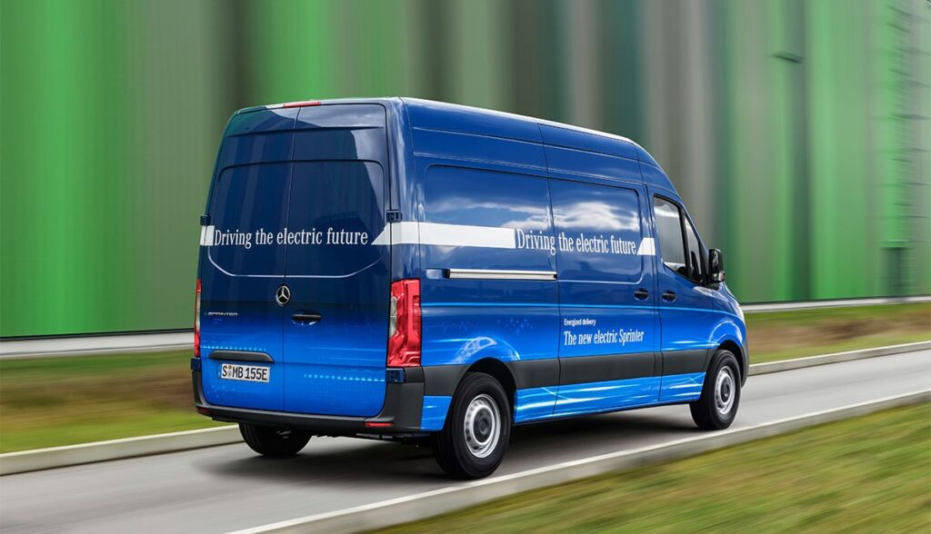 Tesla-Mercedes-Sprinter