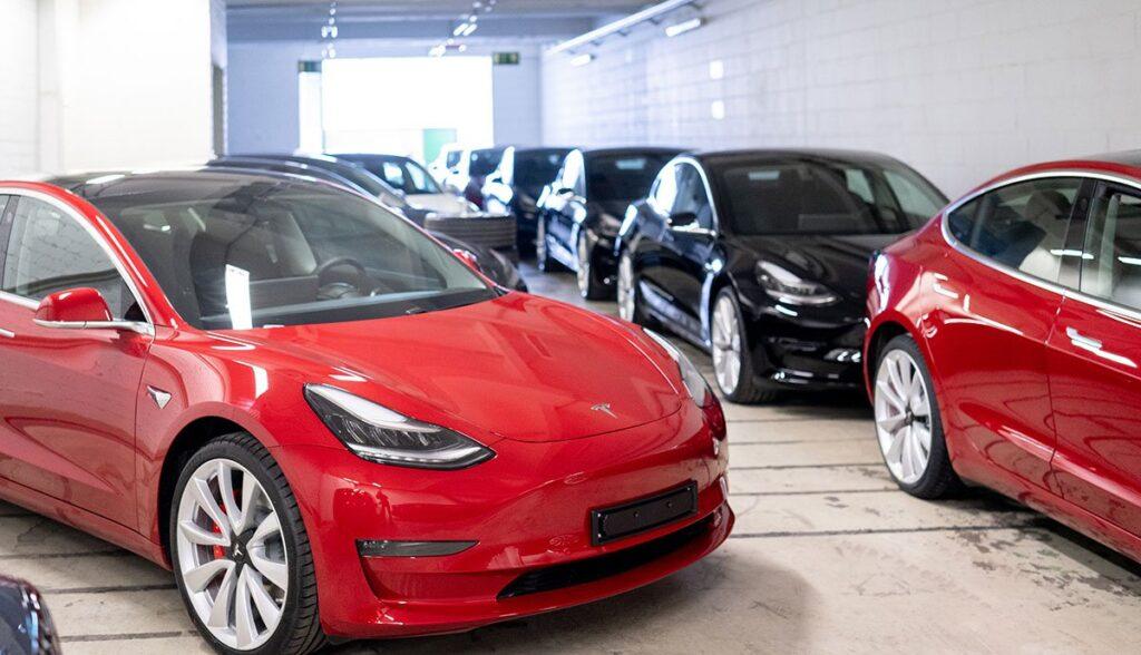 Tesla Model 3 Deutschland-1