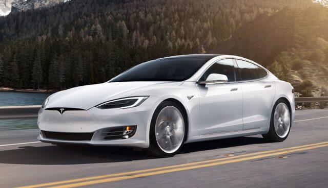 Tesla-Model-S-Standard-Reichweite