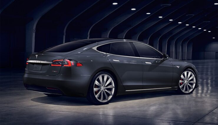 Tesla-Datenschutz