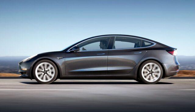 Tesla-Model-3-Norwegen