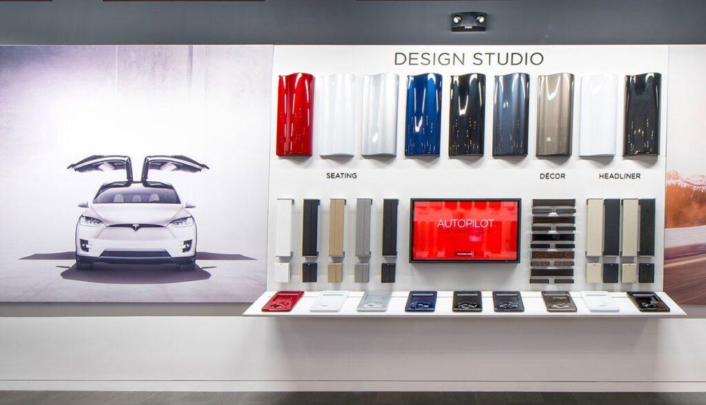 Tesla-Online-Verkauf