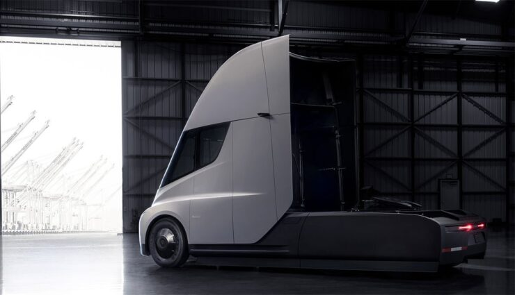 Tesla-Semi-Start