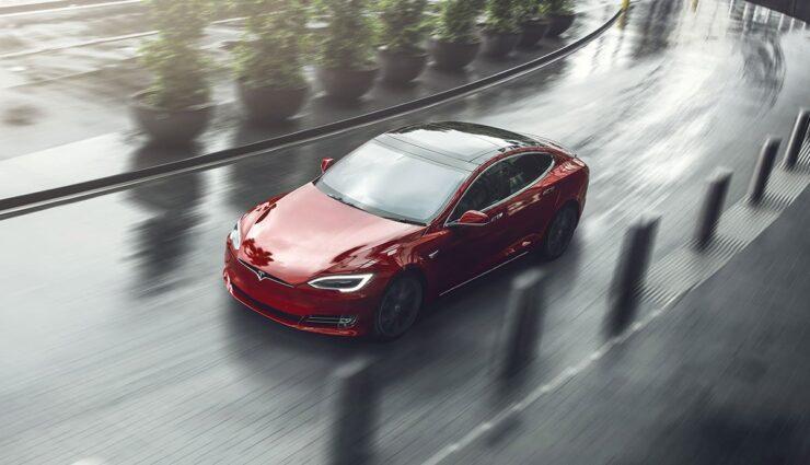 Tesla-Aktie