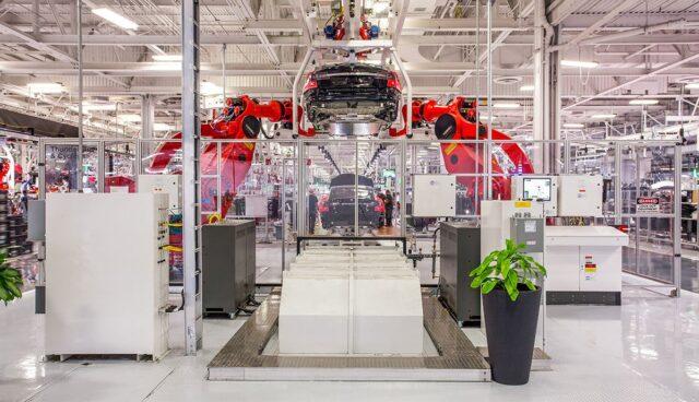 Tesla-Fremont