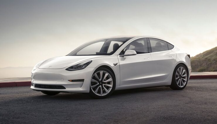 Tesla-Model-3-Basisvariante