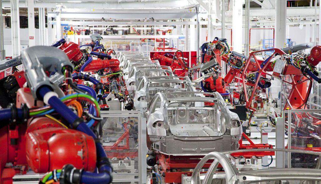 Tesla-Fabrik-Europa