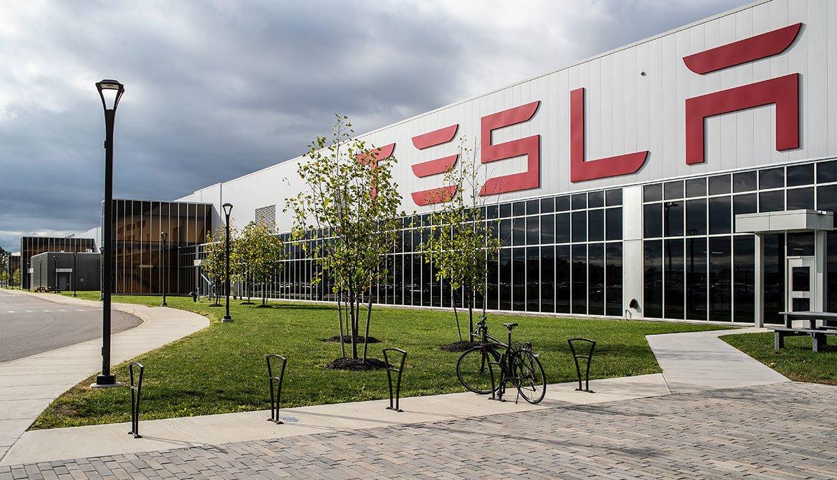 Tesla-Maschine