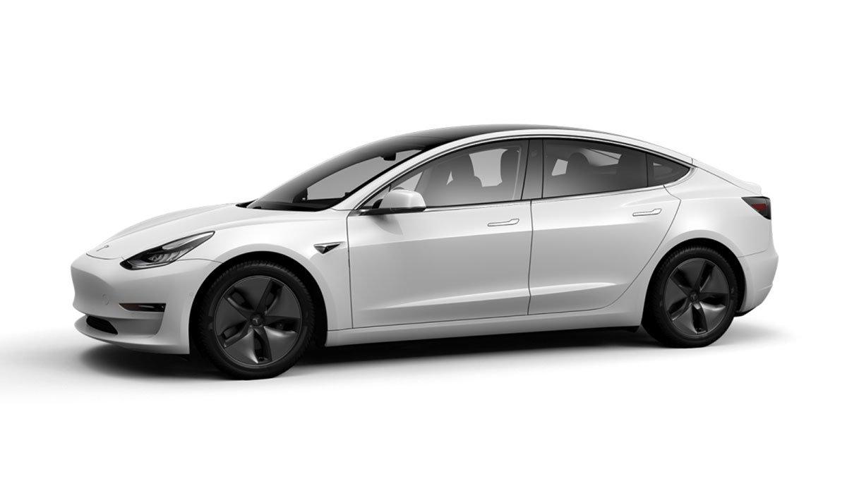 Tesla-Model-3-Lackierung