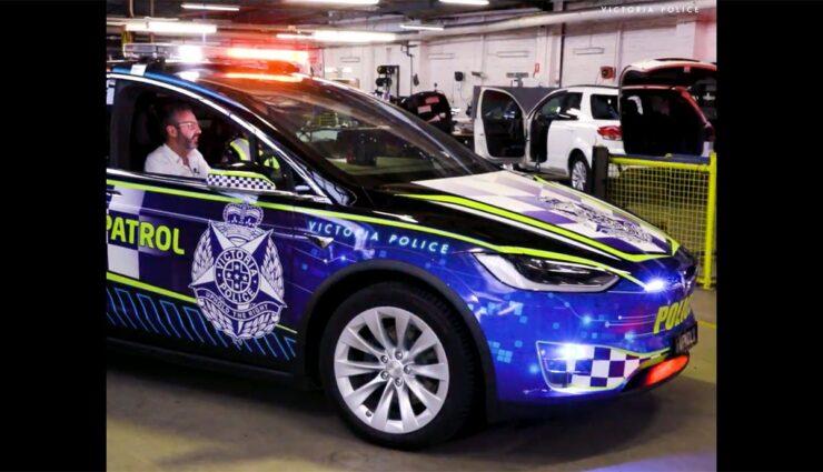 Tesla-Model-X-Polizei-Australien