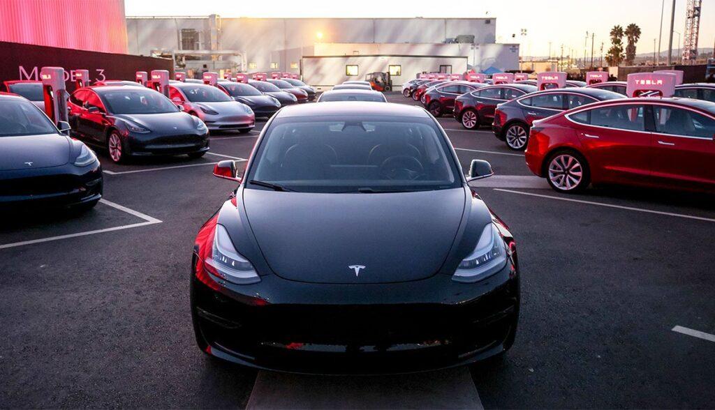 Tesla-Quartal