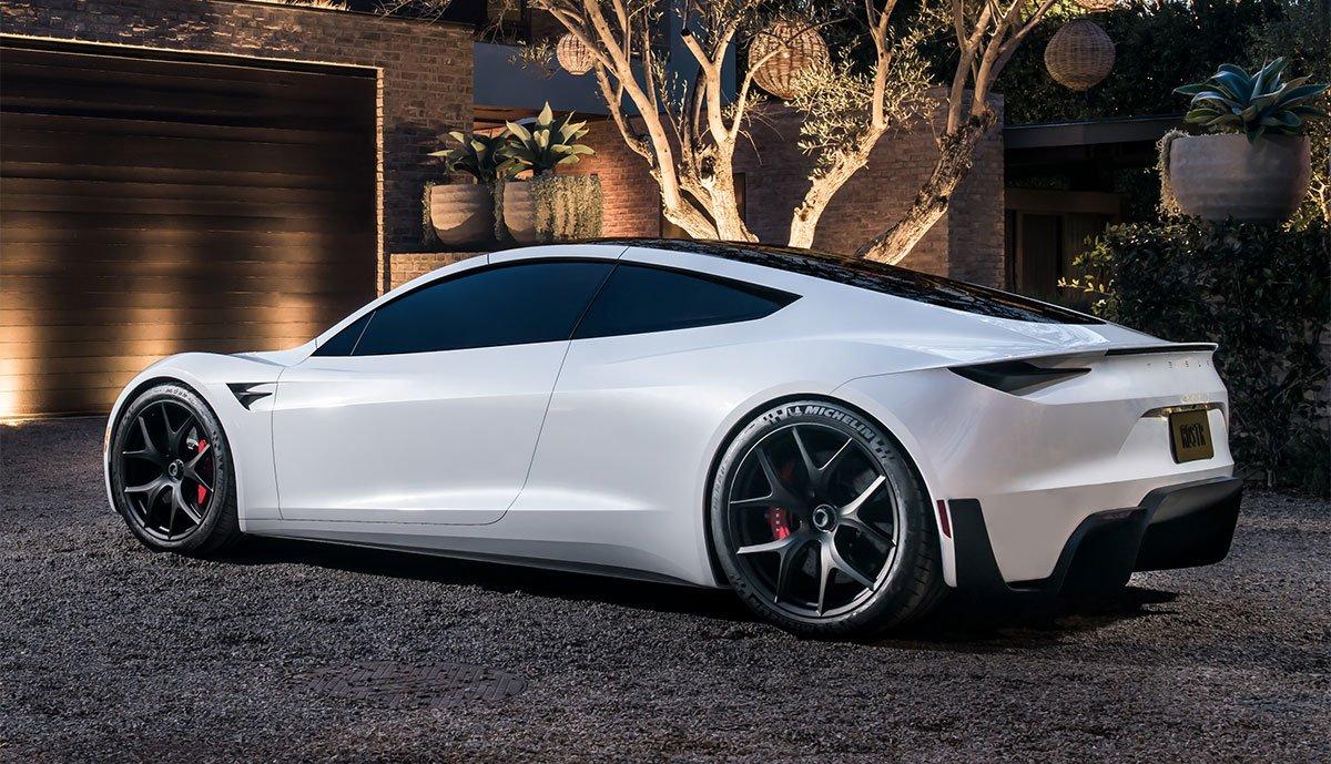 Tesla-Roadster-Leistung