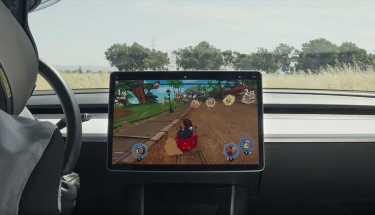 Tesla-Spiele-Arcade