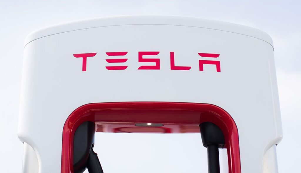 Tesla-Supercharger-Feuer