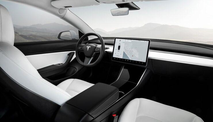 Tesla-Vegan