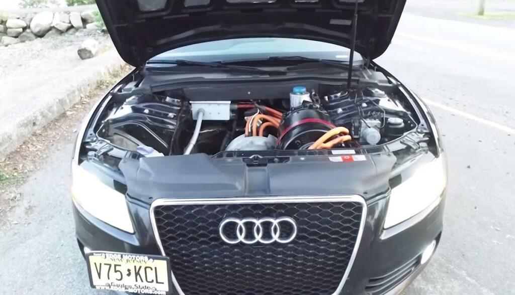 Audi-Tesla-Antrieb