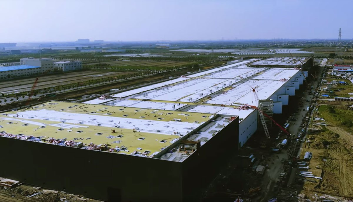 Tesla-China-Gigafactory