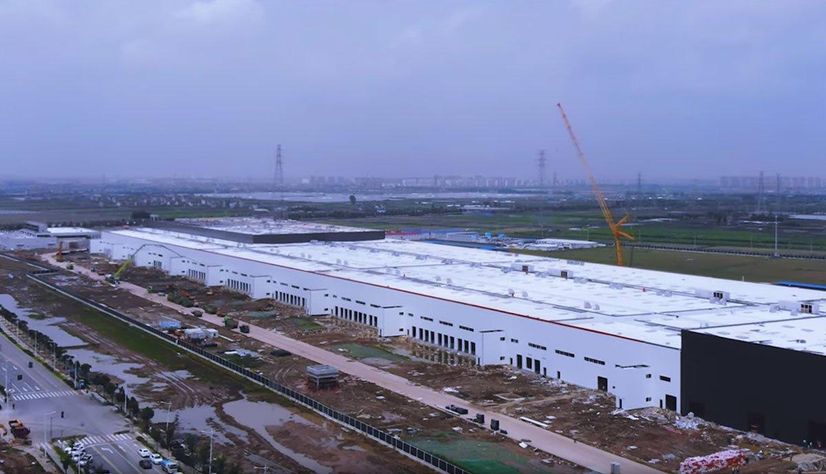 Tesla-China-Gigfactory