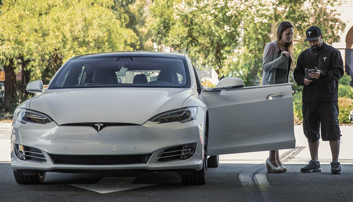 Tesla-Frauenanteil