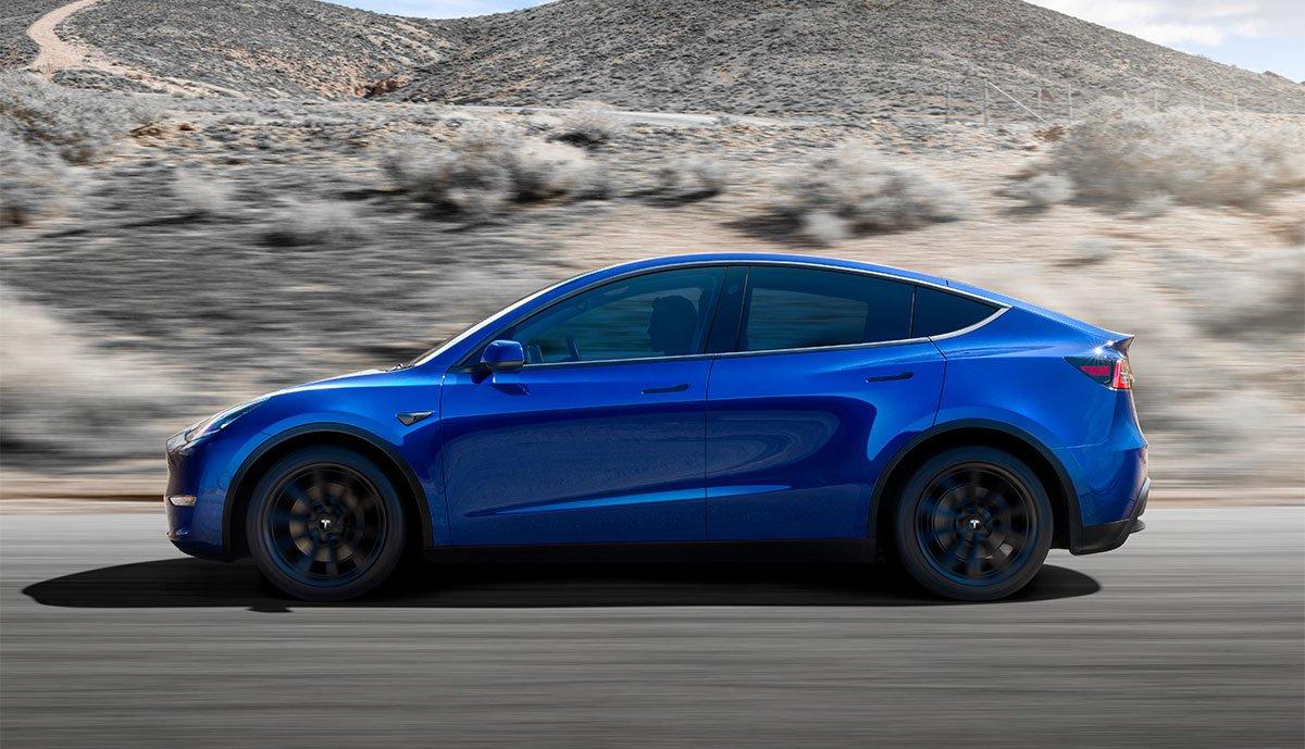 Tesla-Model-Y-Produktion