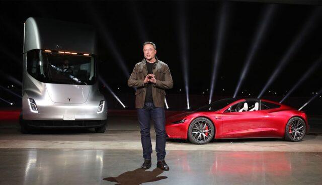Tesla-Musk