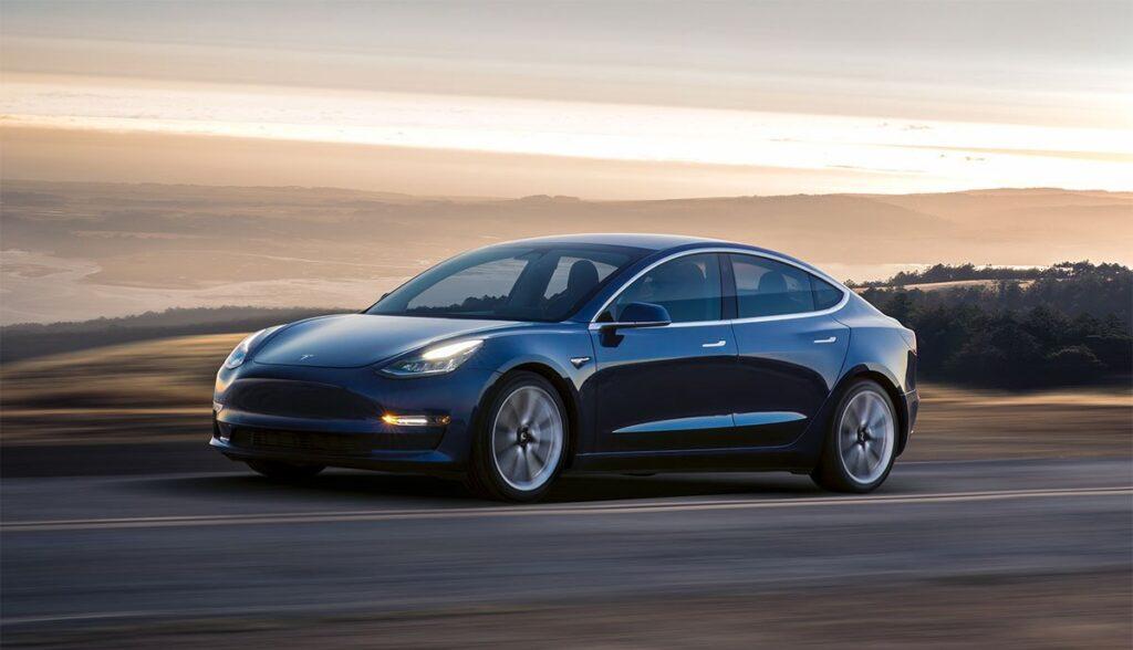 Tesla-Norwegen