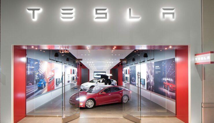 Tesla-Preisanpassung