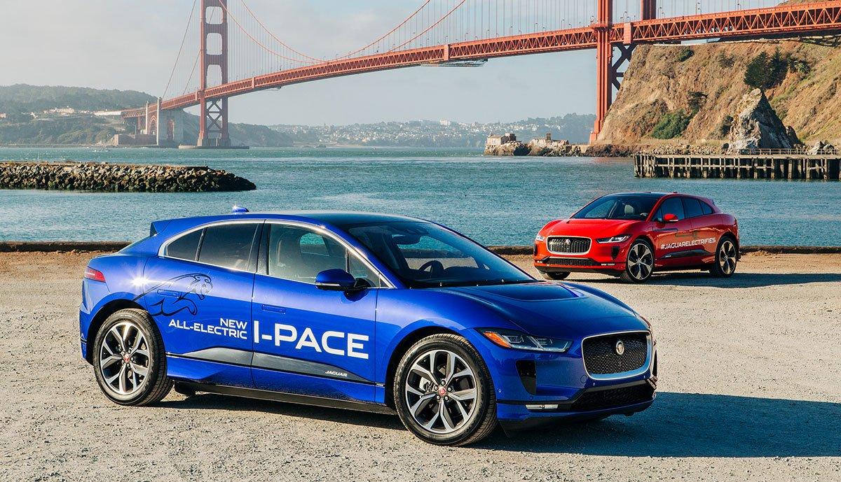 Fabrik-Pause bei Jaguar I-Pace, Tesla versorgt? > teslamag.de