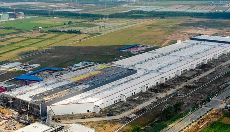 Tesla-Gigafactory-China