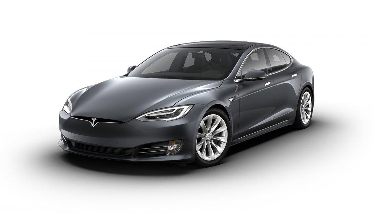 Tesla-Leichenwagen