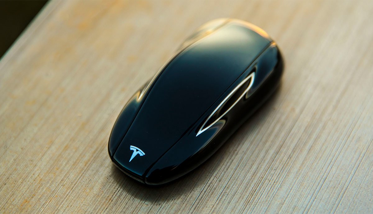 Tesla-Model-S-Keyfob