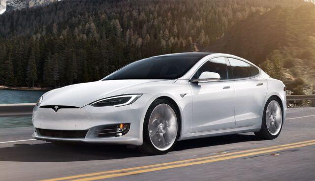 Tesla-Model-S-Luftfederung