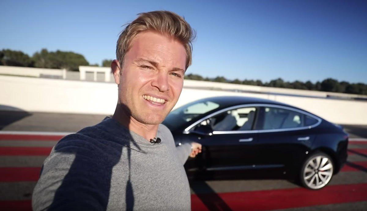 Nico-Rosberg-Tesla-Model-3