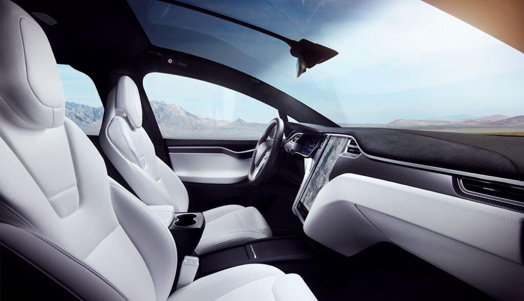 Tesla-App