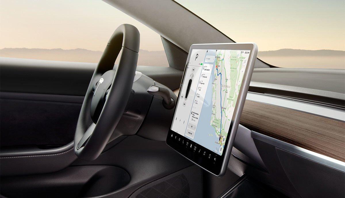 Tesla-Datennutzung