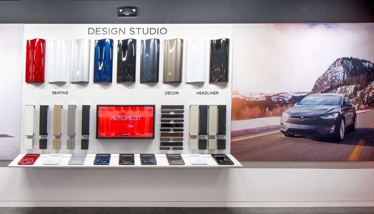 Tesla-Designstudio