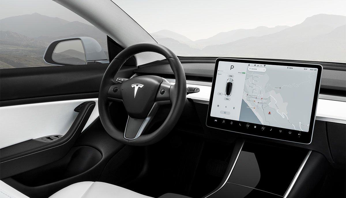 Tesla-Model-3-Lenkrad-vegan-lederfrei