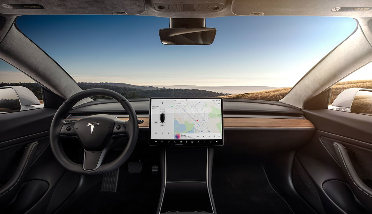 Tesla-Model-3-vegan-leder