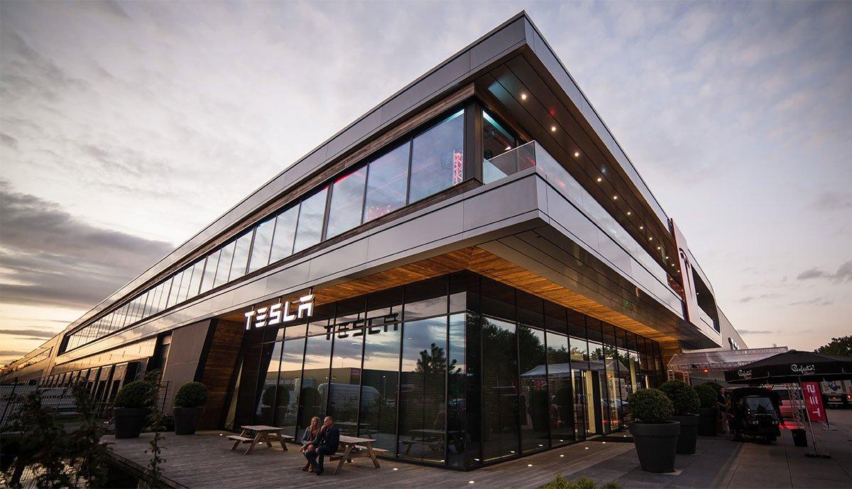 Tesla-Rudat-Europa